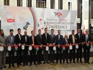 TÜMSİAD Pakistan Türkiye Ticari ilişkileri için yeni adımlar atıyor