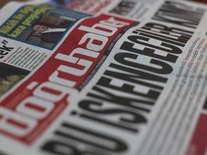 Skandal! Doğruhaber gazetesi dağıtıcısı polis tarafından alıkondu!