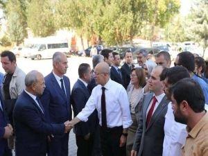 Başbakan Yardımcısı Şimşek Gaziantep'te