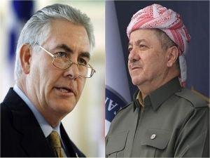 ABD Barzani'den referandumunun ertelenmesini talep etti