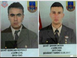 Batman'dan acı haber! 2 asker hayatını kaybetti