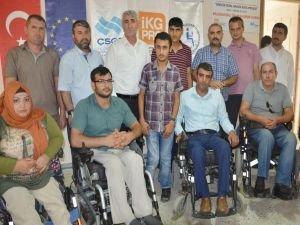 Yalçın: Engelli kardeşlerimizi toplumdan soyutlamayalım!