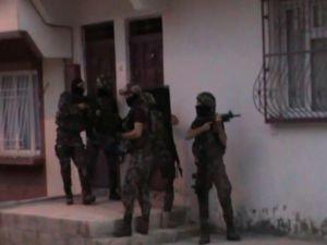 Gaziantep'te PKK operasyonu