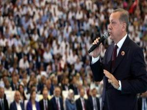 Erdoğan: Köklü Bir Değişime İhtiyacımız Var!