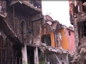Sur'dan 14 sivil tahliye edildi