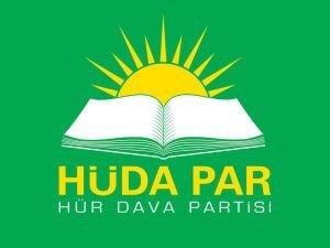 HÜDA PAR'dan Hilafet açıklaması!