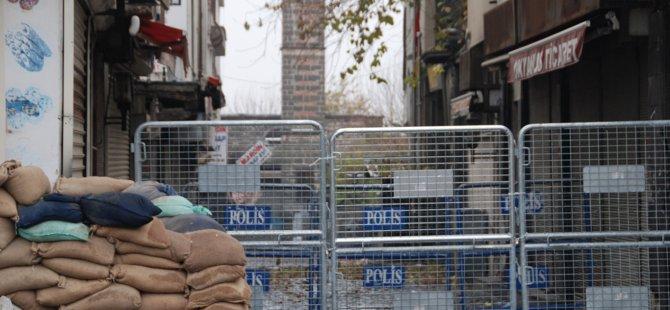 Diyarbakır Sur'da 5 PKK Mensubu öldürüldü