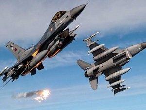 Hava Kuvvetleri Komutanlığından dev tatbikat