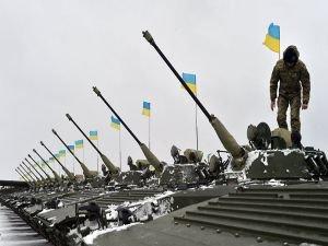 Türkiye'den Ukrayna ordusuna üniforma