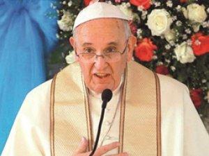 """Papa: Göçü """"Arap istilası"""" olarak nitelendirdi"""