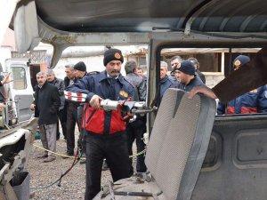 Iğdır'da itfaiye personellerine eğitim verildi