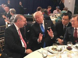 Cumhurbaşkanı Erdoğan, BM Genel Sekreteri Guterres'in yemeğine katıldı