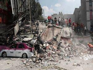 Meksika'daki depremde ölü sayısı 248'e yükseldi