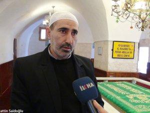 Mardin'de yatan haberci: Şeyh Çabuk