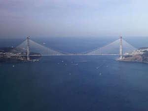 Yavuz Sultan Selim Köprüsü'nde sona gelindi
