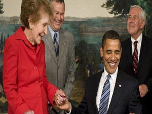 ABD'nin eski first ladysi Nancy Reagan hayatını kaybetti