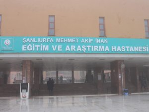 Urfa Araştırma Hastanesinden yıllık istatistik açıklaması