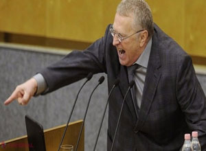 Rus siyasetçi Jirinovski'den küstah tehdit