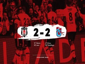 Kartal-Trabzon yenişemedi: 2-2