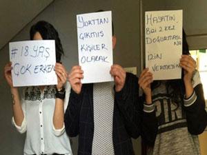 Yurt yaşının 18'den 21'e kampanyası