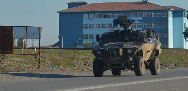 Polis servisine roketatarlı saldırı: 2 polis hayatını kaybetti