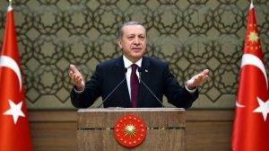 """Erdoğan: """"Asıl ayırımcılık sizin yaptığınızdır"""""""