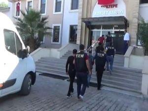 PKK operasyonu: 15 gözaltı