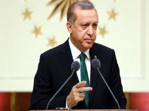 """Erdoğan: """"Karıştırılan ülkeler hep İslam ülkeleri"""""""