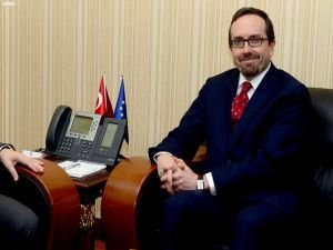 """ABD elçisinden inciler! """"İşbirliğimiz sayesinde Türkiye'de son 9,5 aydır terör saldırısı yaşanmıyor!"""""""