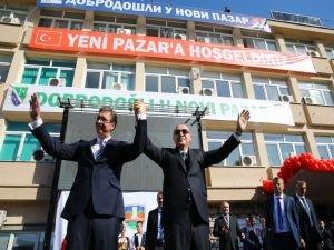 Erdoğan:Türkiye ile Sırbistan Arasında Yeni Bir Dönem Başlatıyoruz
