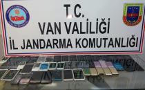 Van'da bir haftalık kaçakçılık bilançosu