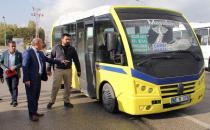 Toplu taşıma araçlarına denetimler sıklaştırıldı