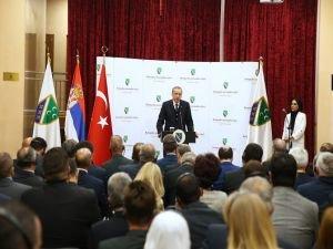 Erdoğan: Sancak'ta Türk Yatırımlarının Artırılması İçin Çalışıyoruz!
