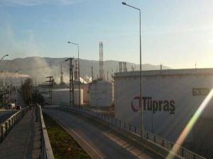 TÜPRAŞ İzmir Rafinerisi'ndeki patlamaya ilişkin 7 gözaltı