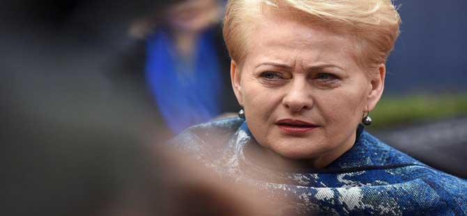 Litvanya: Türkiye henüz ev ödevini tamamlamadı