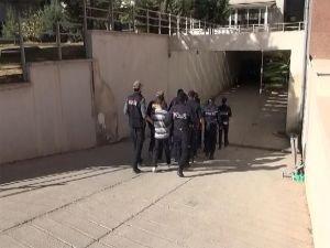 PKK'ye yardım ve yataklık yaptığı belirtilen 8 kişi gözaltına alındı