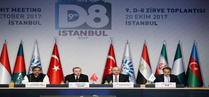 """Erdoğan: """"Arakan'ın yükünü sadece Bangladeş'in üzerine yıkmayalım"""""""