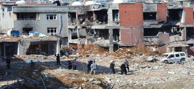 Cizre halkı, huzur ve selamet istiyor
