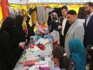 Mehmet Yavuz, Umut Kervanı Vakfı kermesine katıldı
