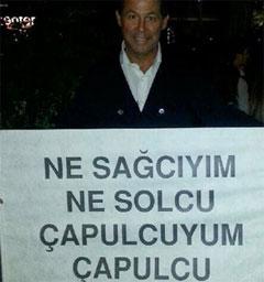 Çapulcu Cem, PKK'nın gazetesine reklam verdi