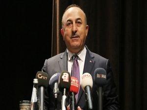 """Çavuşoğlu: """"Almanya'nın Türkiye ile bir problemi var"""""""