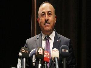 """Çavuşoğlu: """"ABD isimleri alıp ceza mı verecek?"""""""