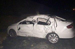 BAL Ligi hakem kafilesi kaza yaptı