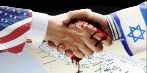İşgalci ABD'nin katil İsrail devleti ile dalaşması