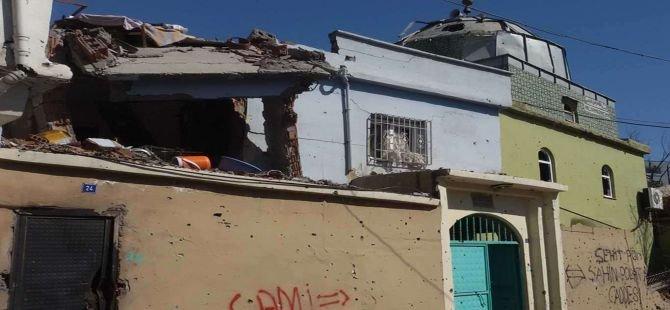 Cizre'de 52 camii hasar gördü