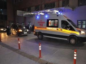 Batman'da ambulans kaza yaptı: 4 yaralı