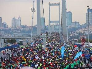 Vodafone 39. İstanbul Maratonu gerçekleşti