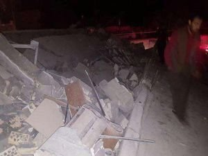 Süleymaniye'deki depremde 2 kişi hayatını kaybetti