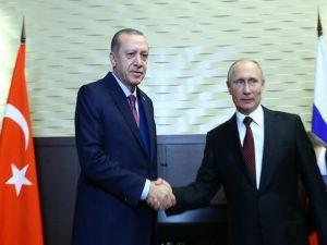 Putin: Türkiye ile ilişkiler artık tümüyle eski haline döndü