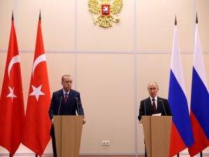 Erdoğan: İlişkilerimizin Derinleştirilmesi konusunda Mutabık Kaldık!